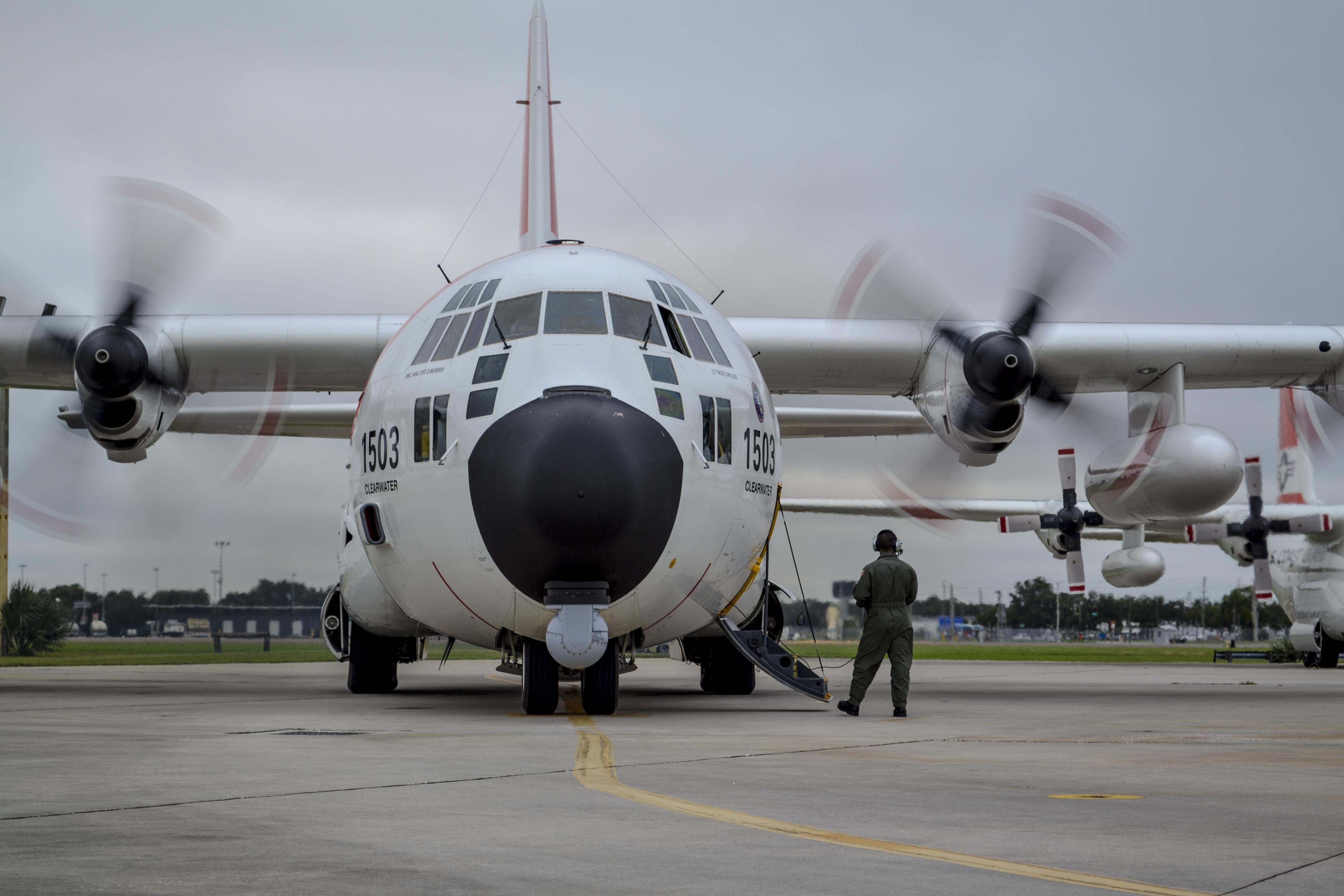 HC-130 Haiti
