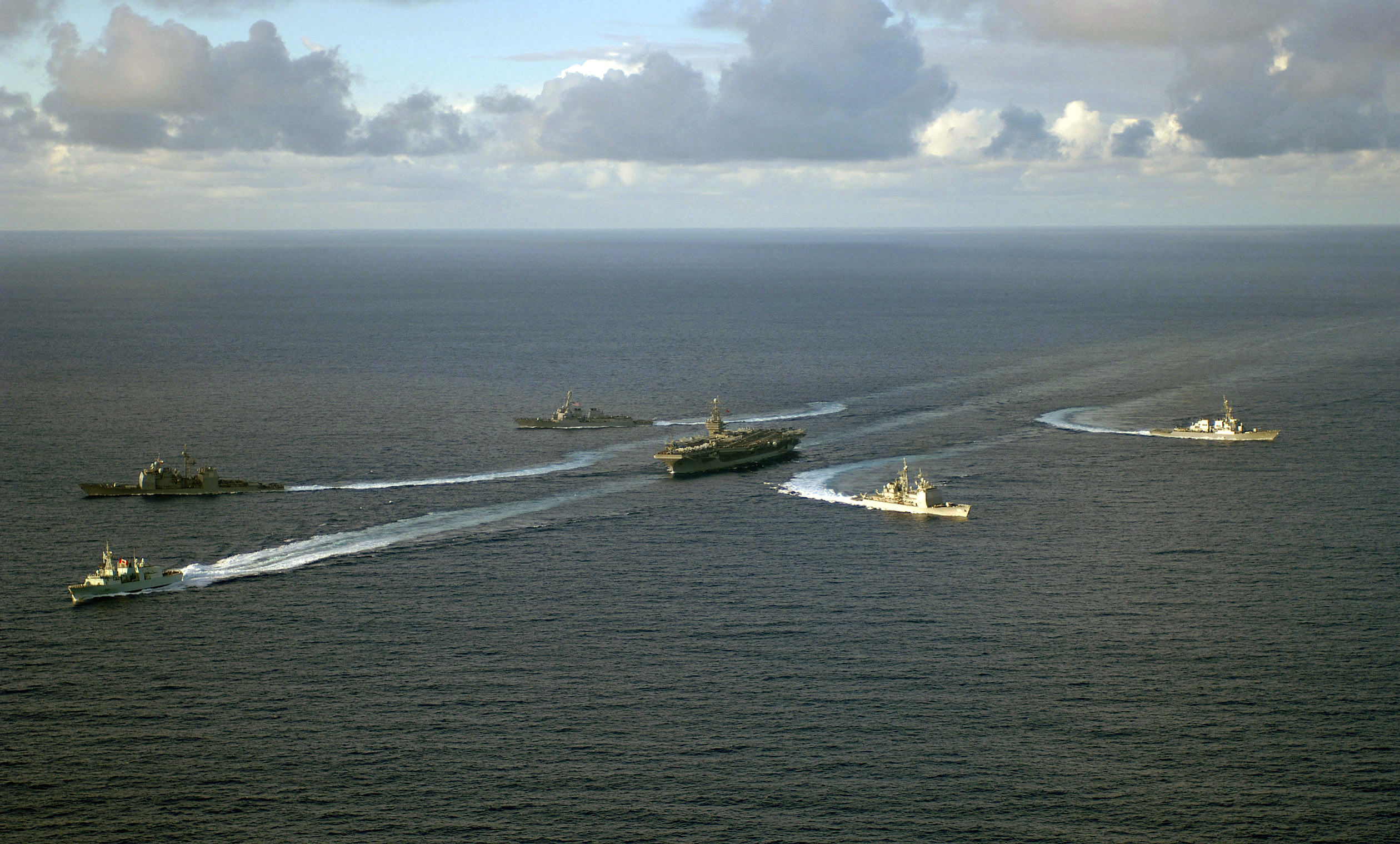 Harry S. Truman Strike Group