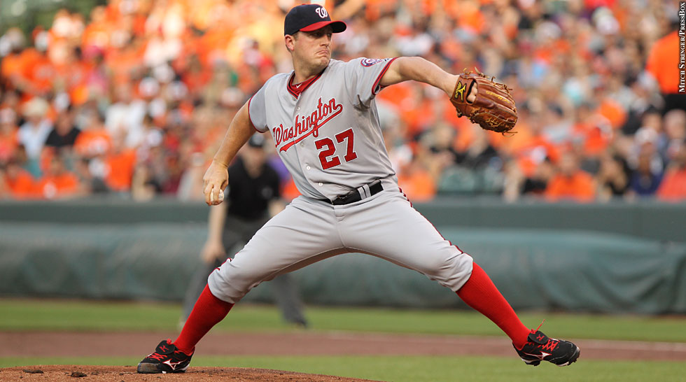 Nationals 2013: Jordan Zimmermann