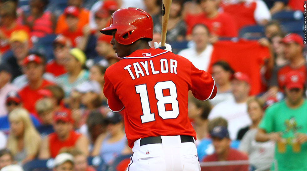 Nationals 2014: Michael Taylor