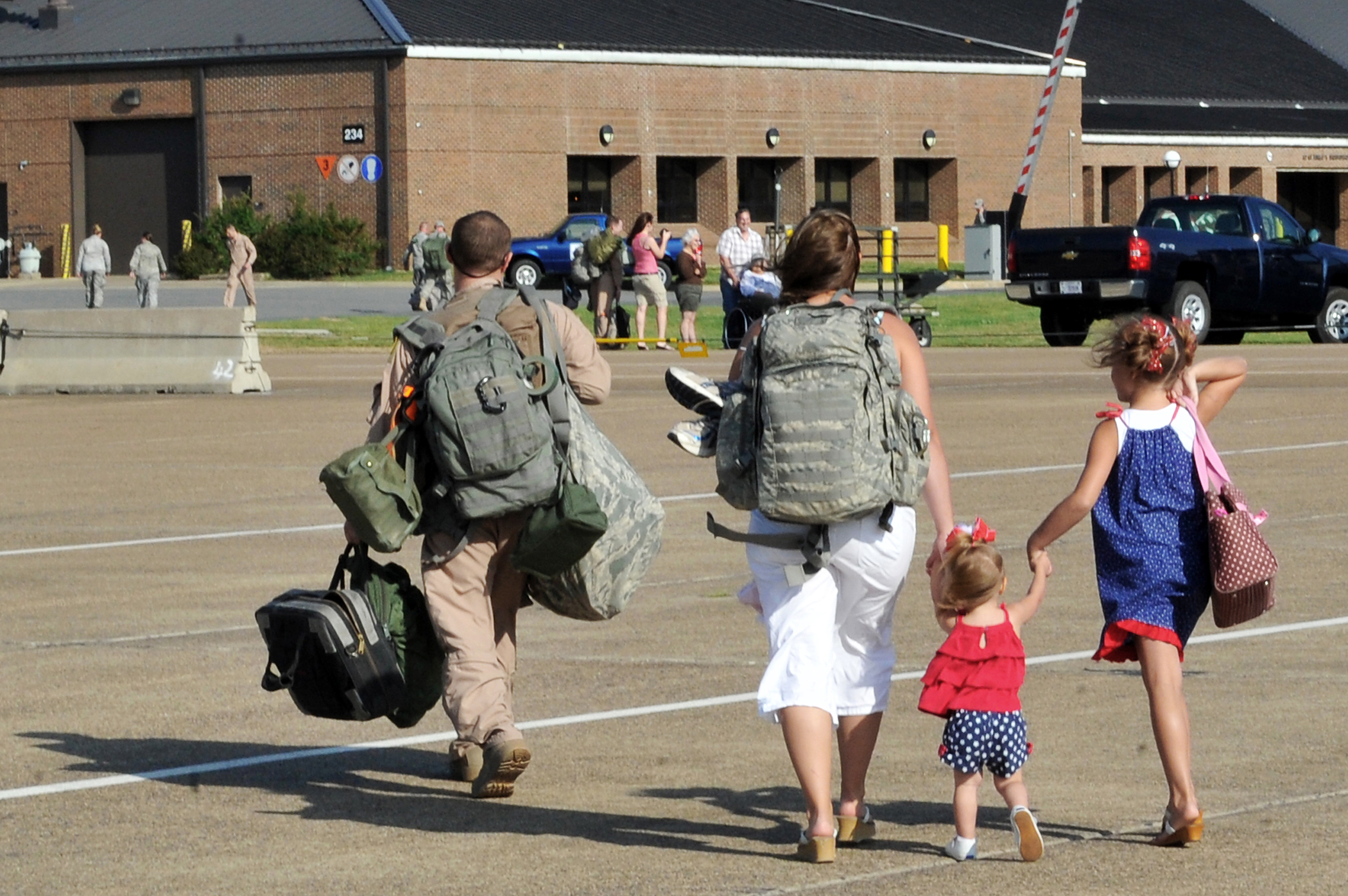 Senators Give Military Families More Stability Moves