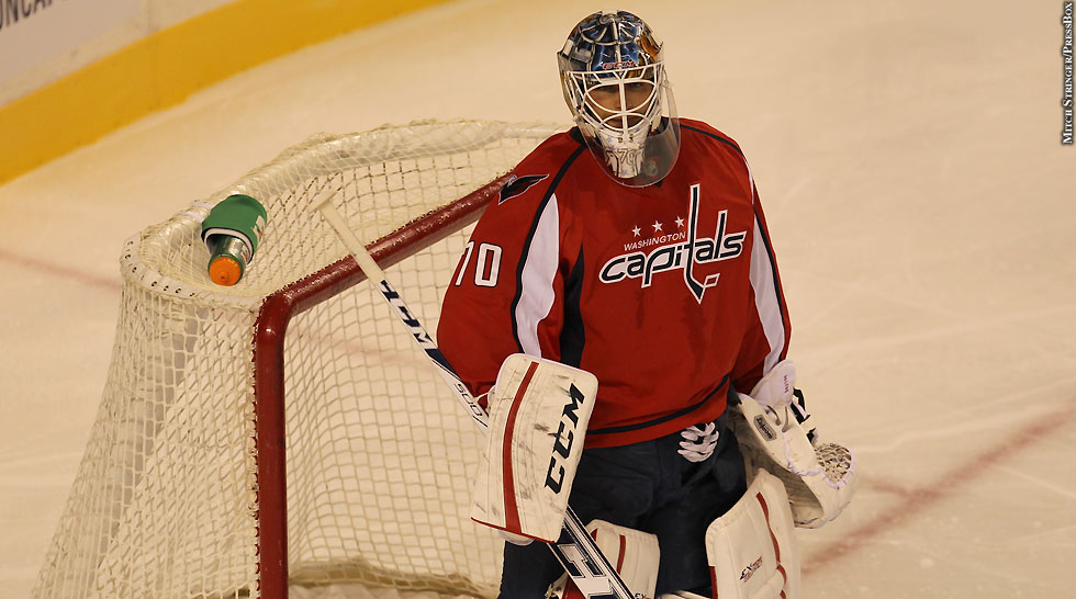 Capitals 2013: Braden Holtby