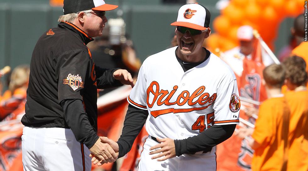 Orioles 2014: Steve Clevenger