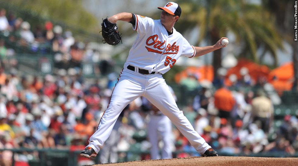 Orioles 2013: Zach Britton