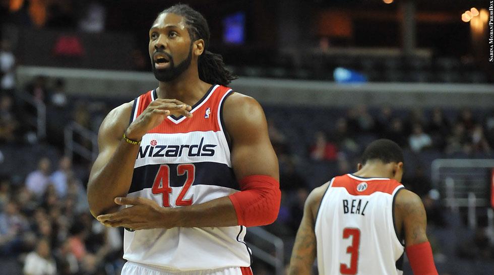 Wizards 2013: Nene, Bradley Beal