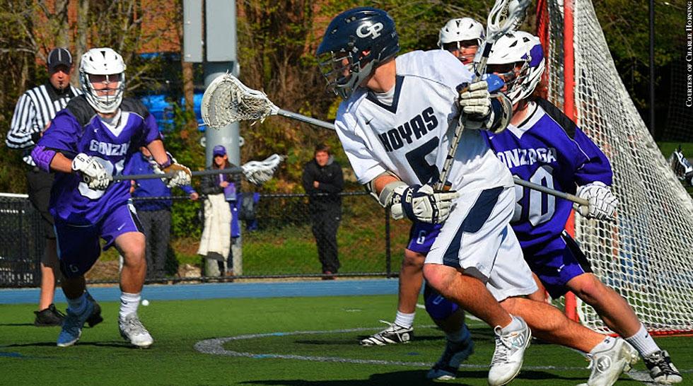 Georgetown Prep Lacrosse: Charlie Horning