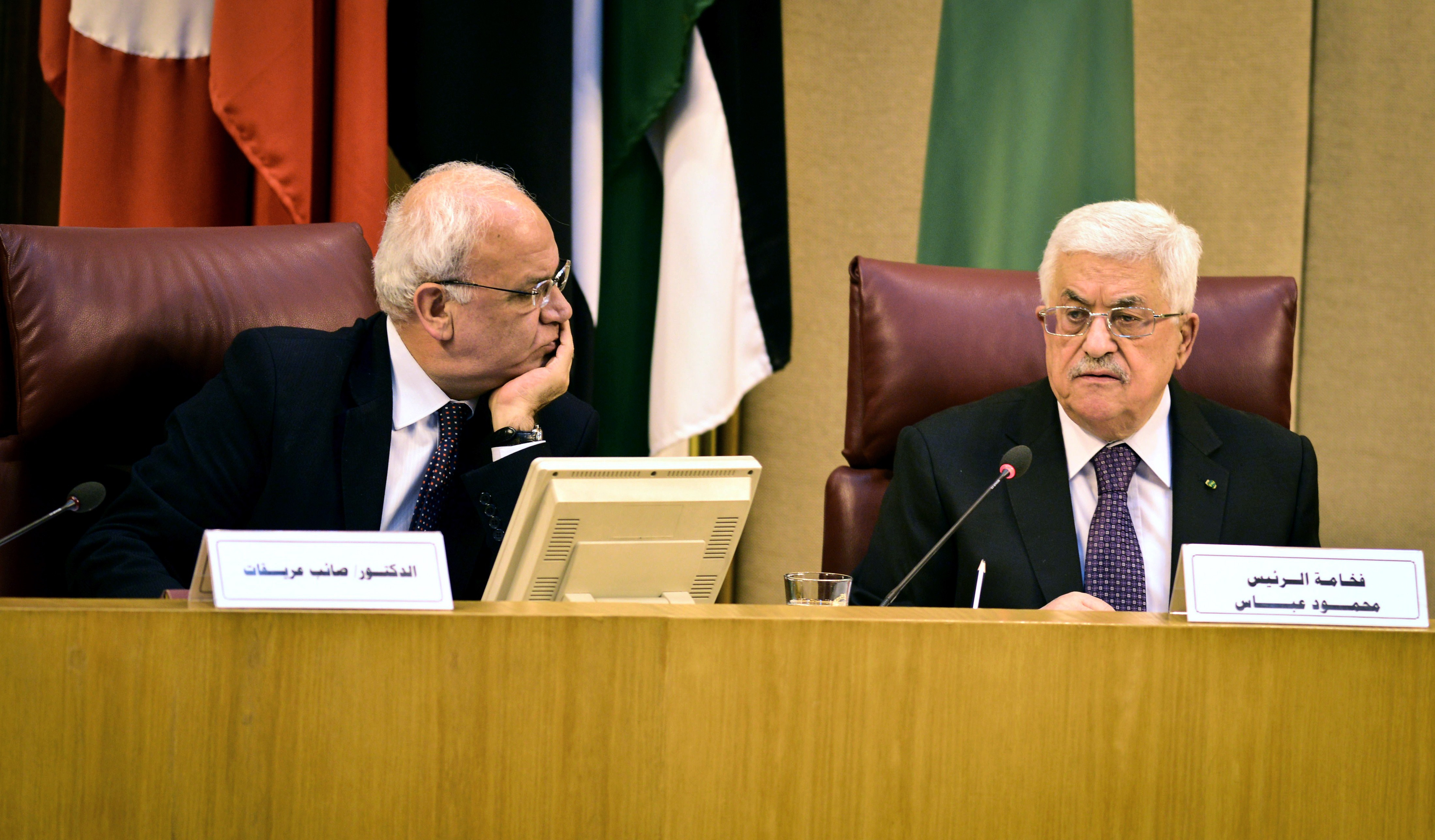 EGYPT-PALESTINIAN-CONFLICT-ARAB-DIPLOMACY