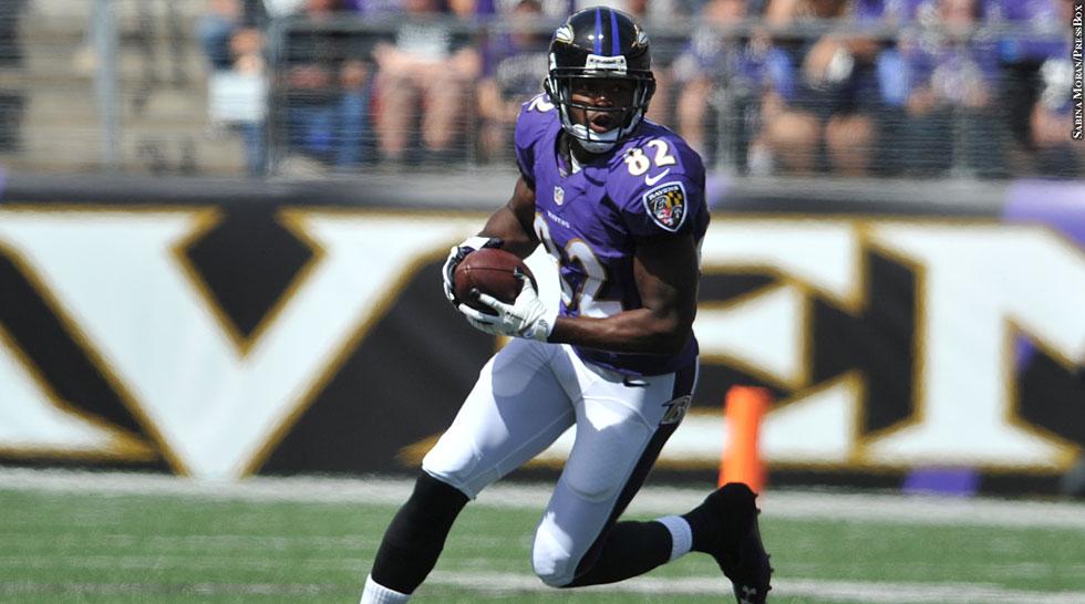 Ravens 2013: Torrey Smith