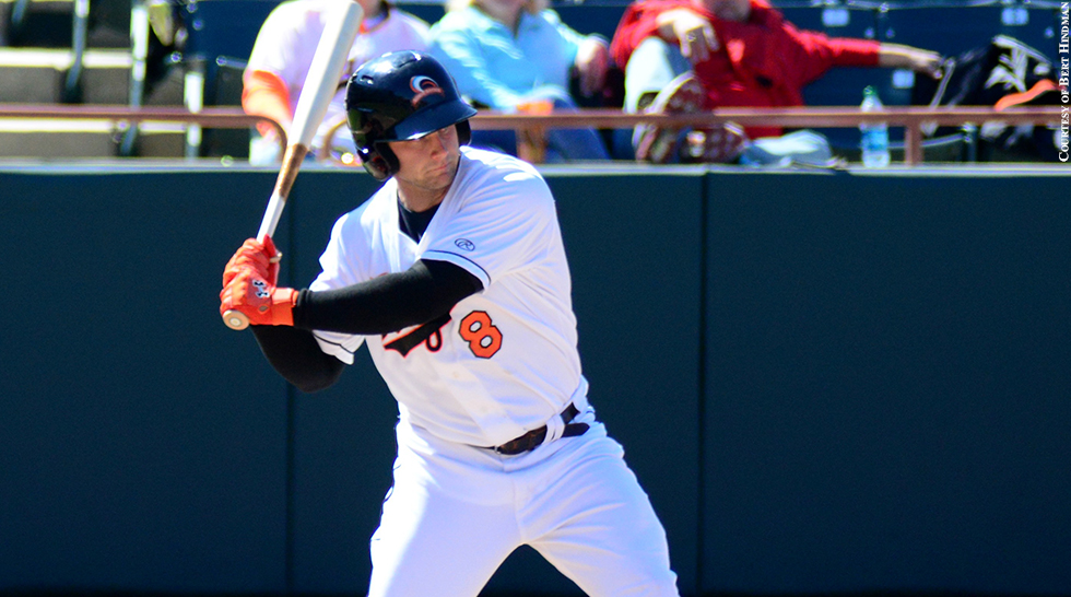 Baysox 2014 Christian Walker