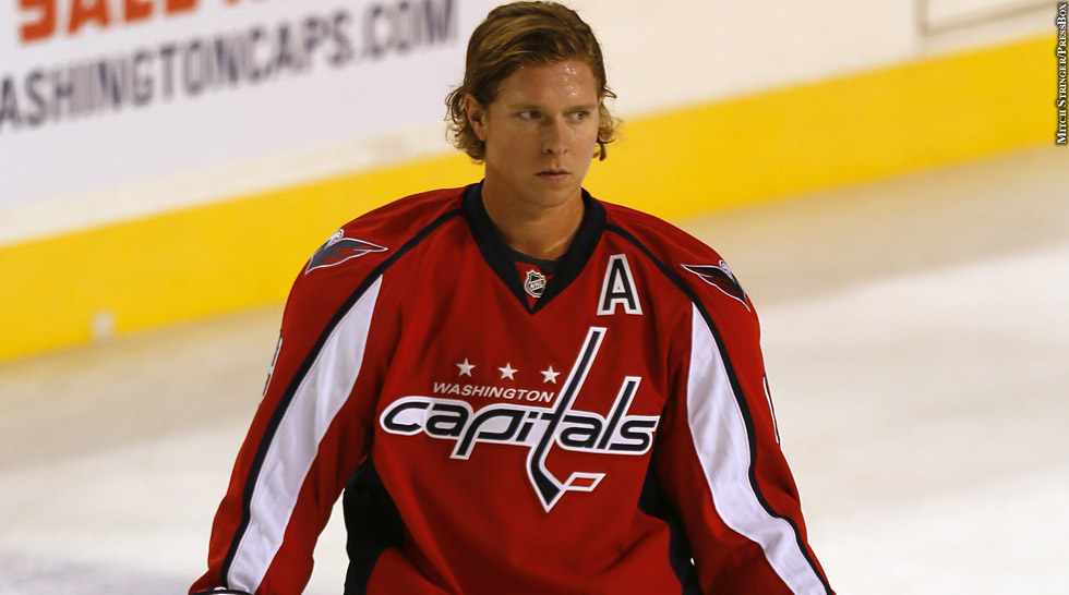 Capitals 2013: Nicklas Backstrom