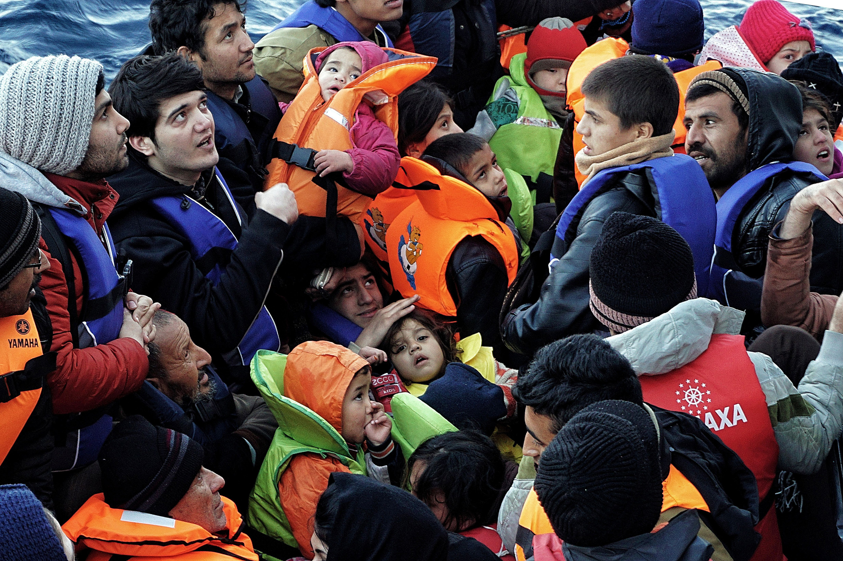 Greece, refugees