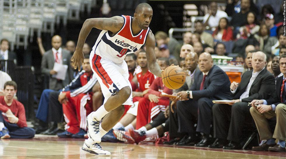 Wizards 2013: Martell Webster