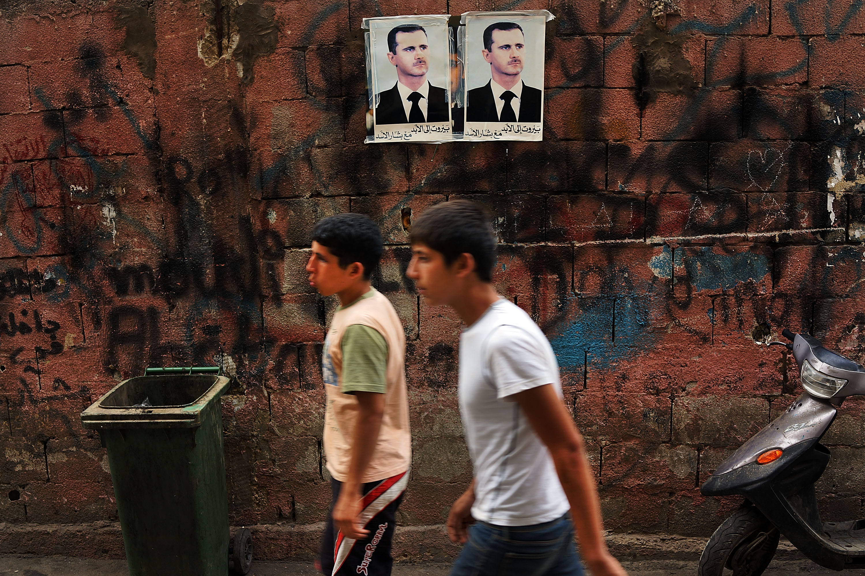 Hezbollah Lebanon Assad