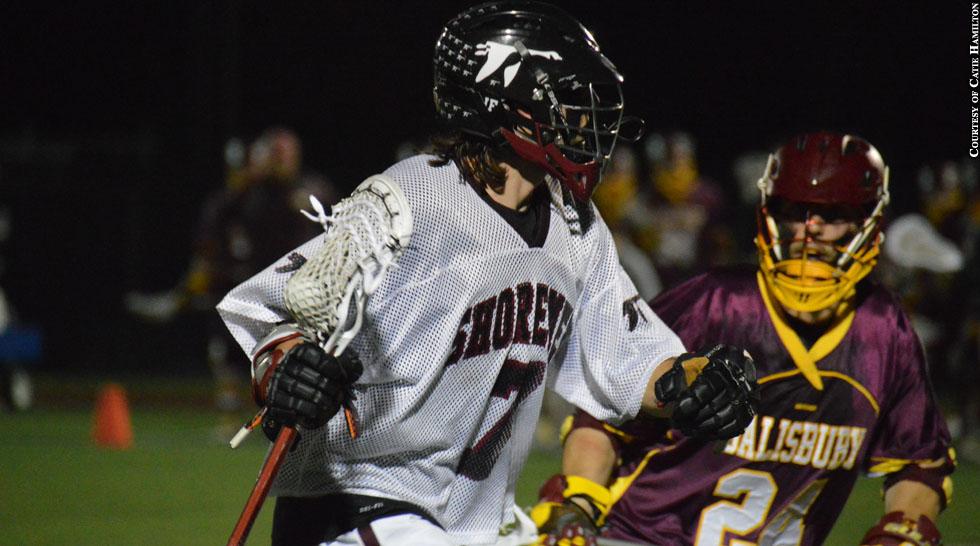 Washington Lacrosse 2014: Hunter Nowicki