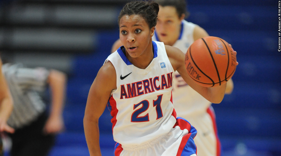 American Women's Basketball 2013: Alexis Dobbs