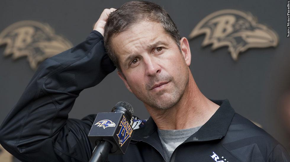 Ravens 2013: John Harbaugh (press conference)