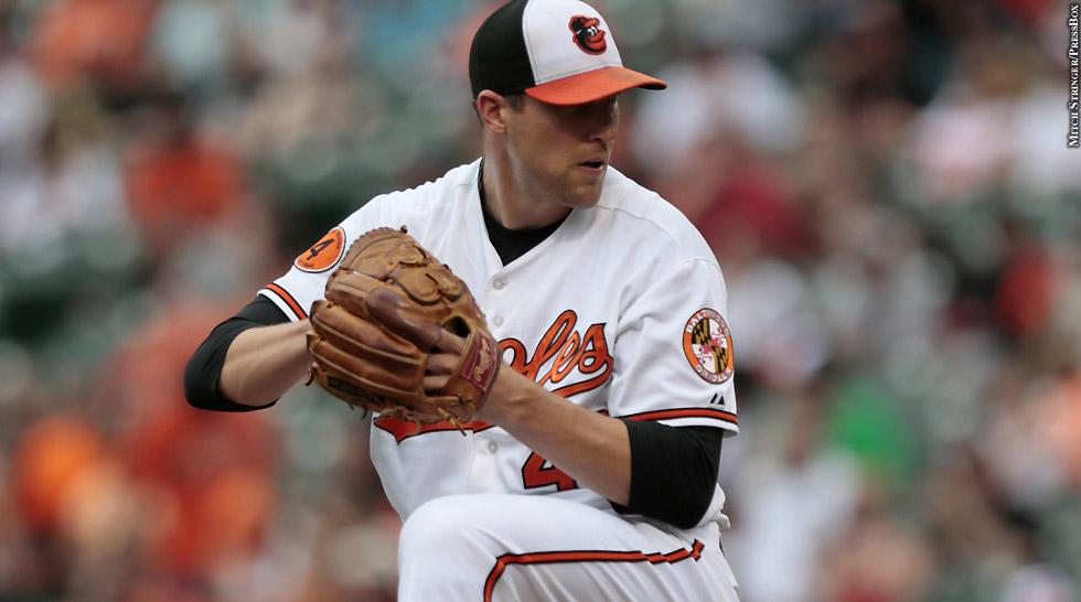 Orioles 2013: Jim Johnson (set)