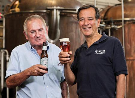 Beer_New-Albion_people