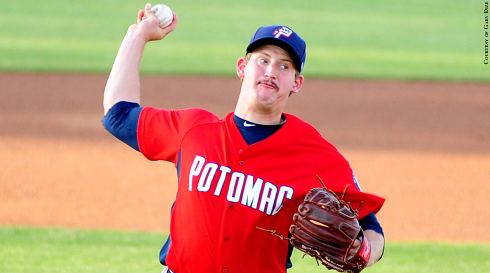 Potomac Nationals 2014: John Simms