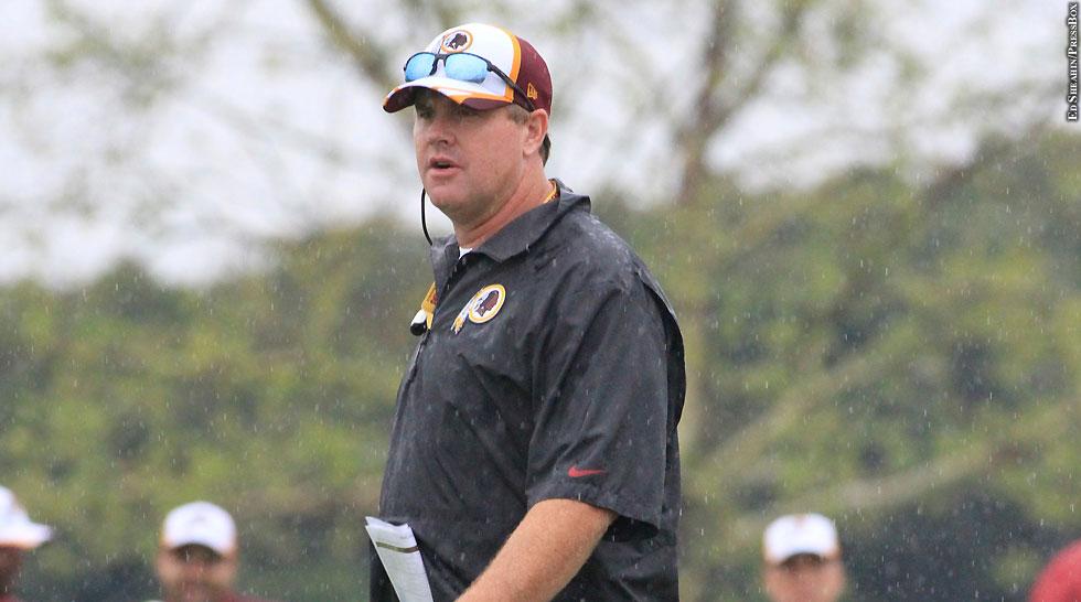 Redskins 2014: Jay Gruden