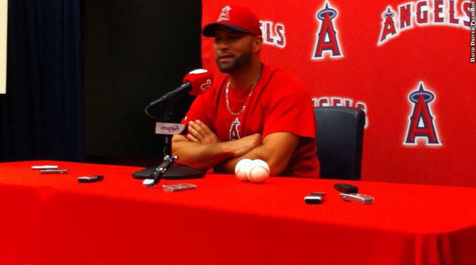 MLB 2014: Los Angeles Angels: Albert Pujols