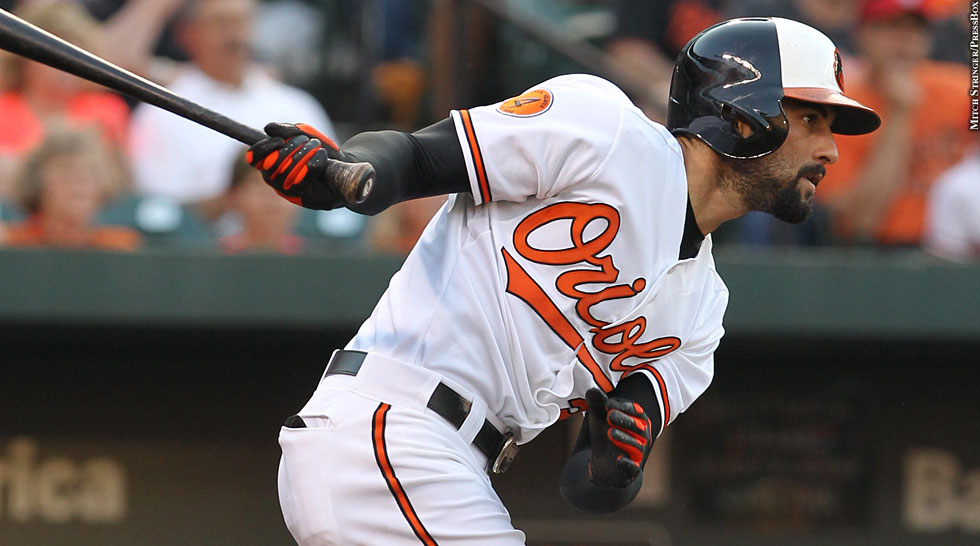Issue 190: Orioles 2013: Nick Markakis