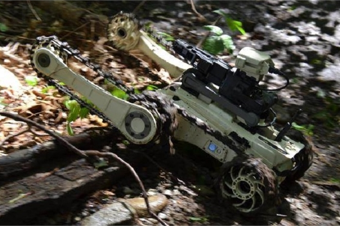 Micro Tactical Ground Robots (MTGR)