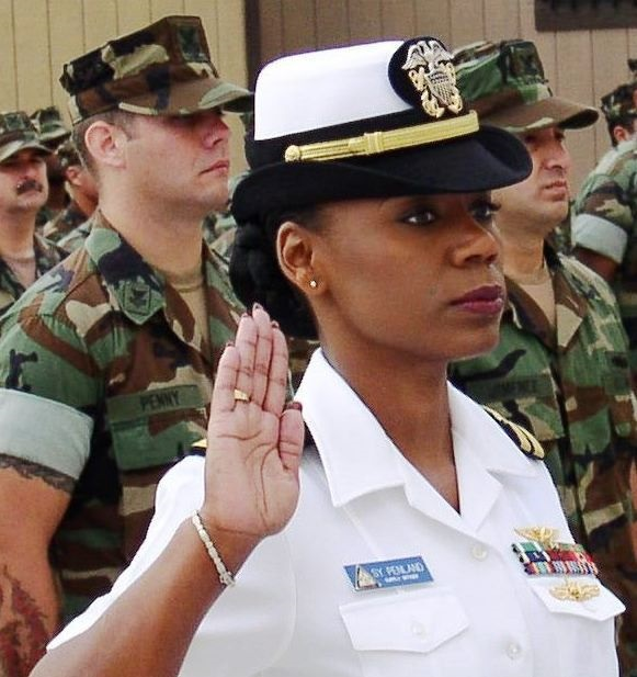 Disgraced navy officer says her career ruined after red - How to become an army officer after college ...