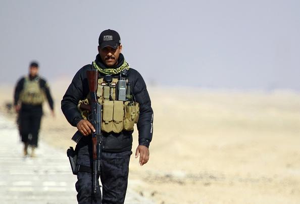 IRAQ-UNREST-NAJAF