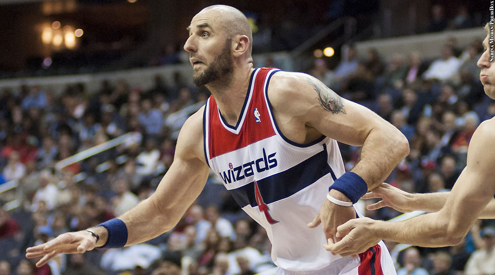 Wizards 2013: Marcin Gortat
