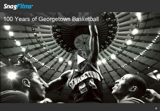 100 Years of Georgetown Basketball
