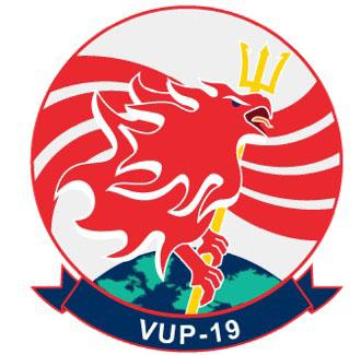 VUP 19 Squadron Patch