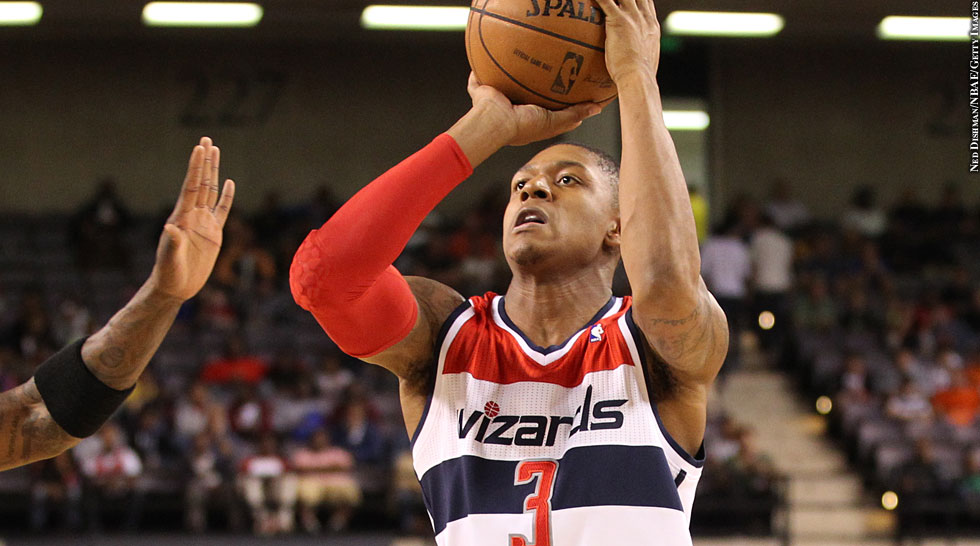 Wizards 2013: Bradley Beal (shooting)