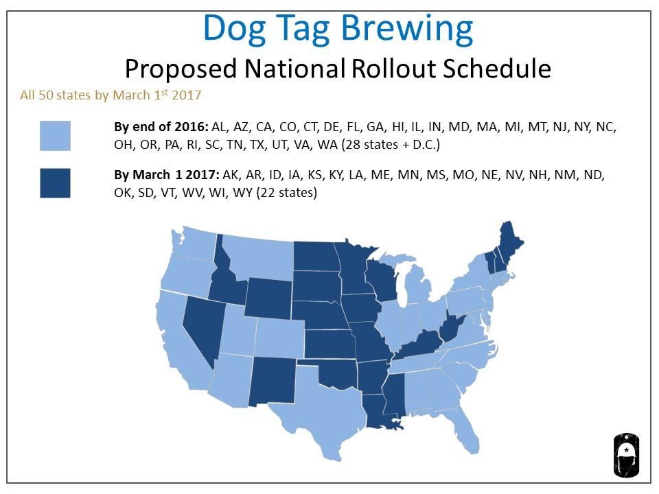 Dog Tag map