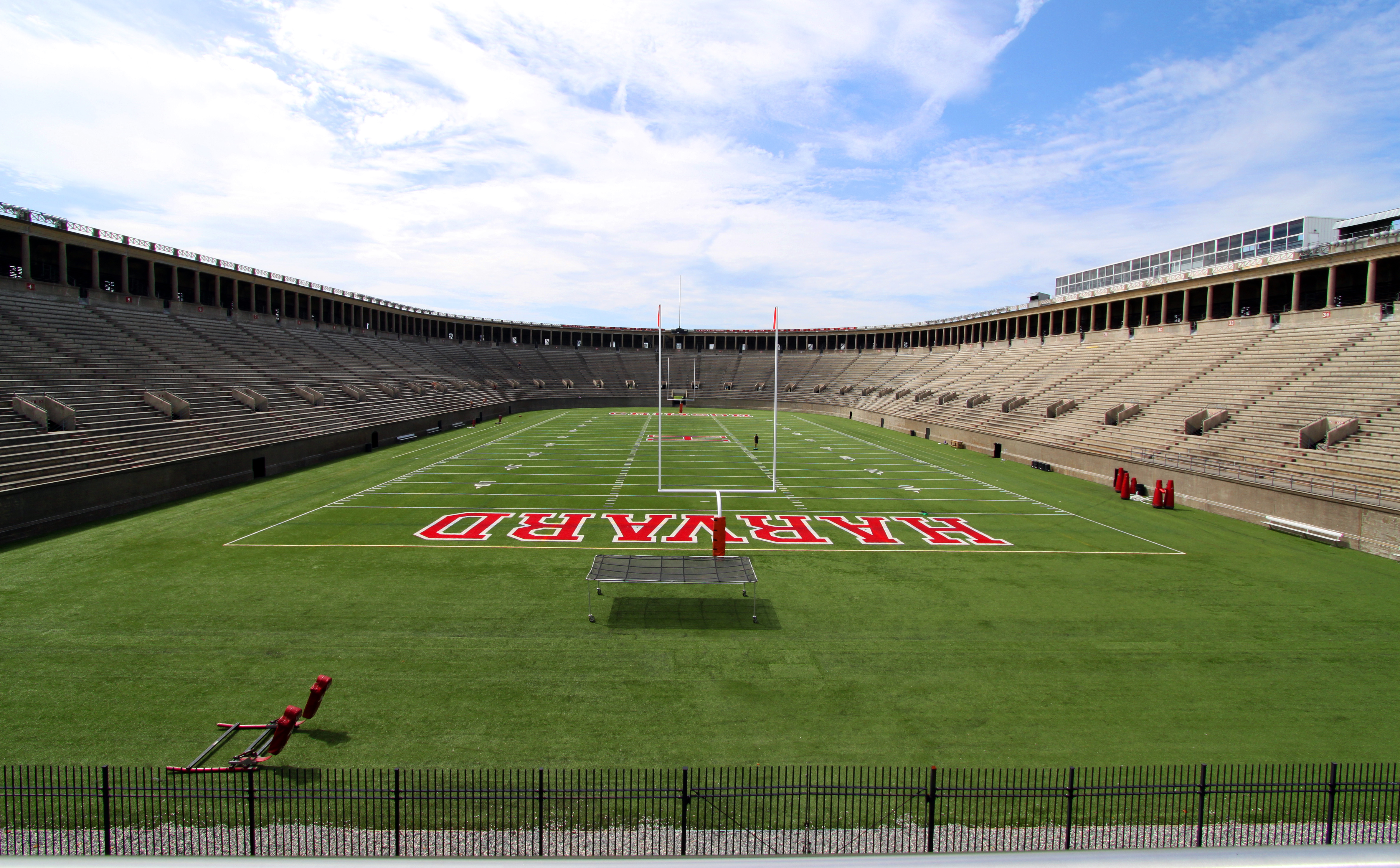 Ivy League Stadiums CFB