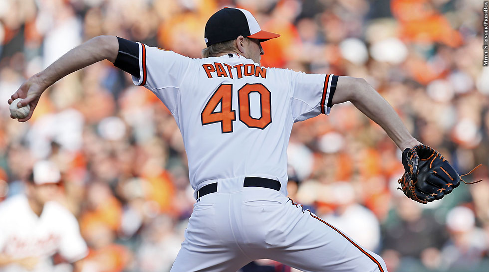 Orioles 2013: Troy Patton