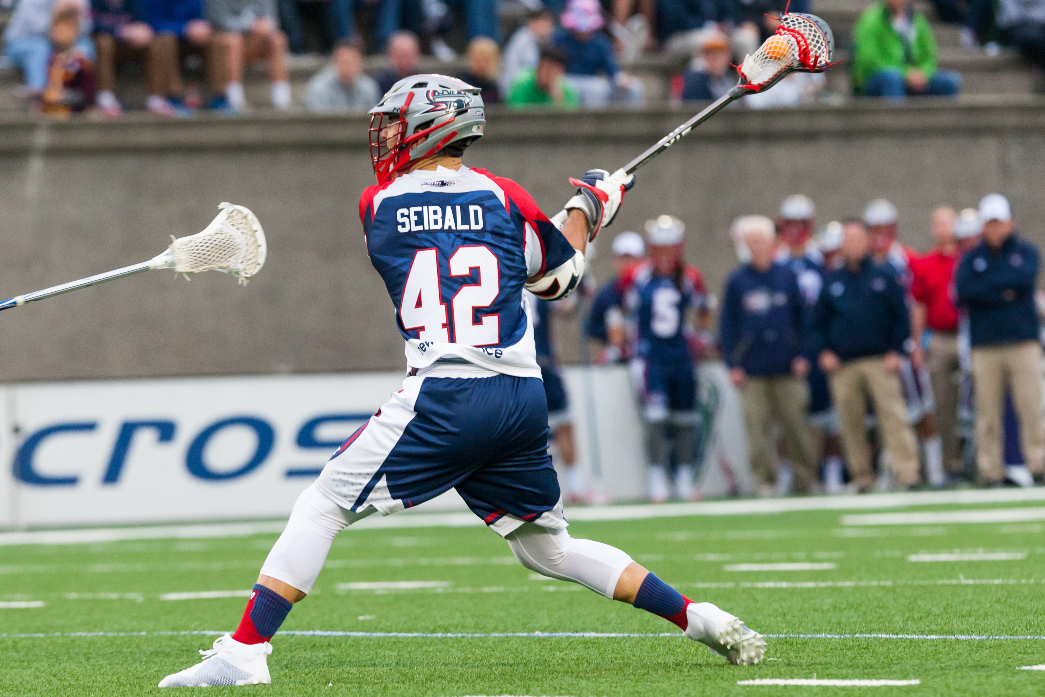 Boston Cannons Sign Max Seibald and Coach Quirk to Contra ...