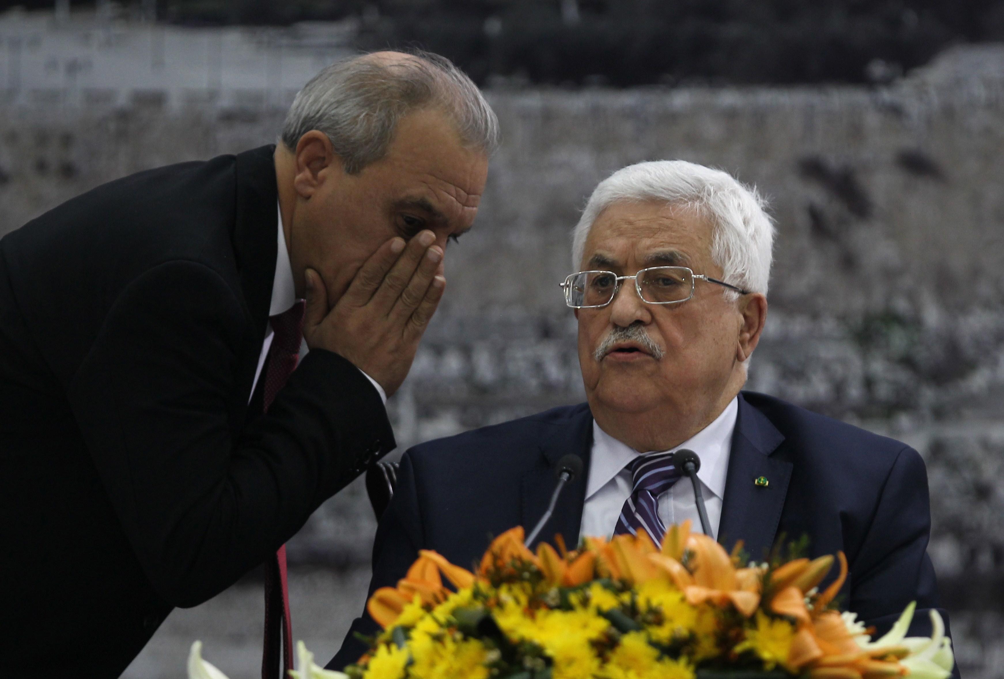 PALESTINIAN-ISRAEL-PEACE-US-UN-ABBAS