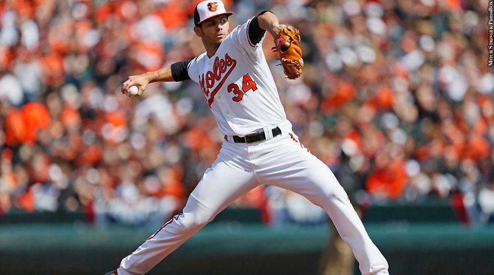 Orioles 2013: Jake Arrieta