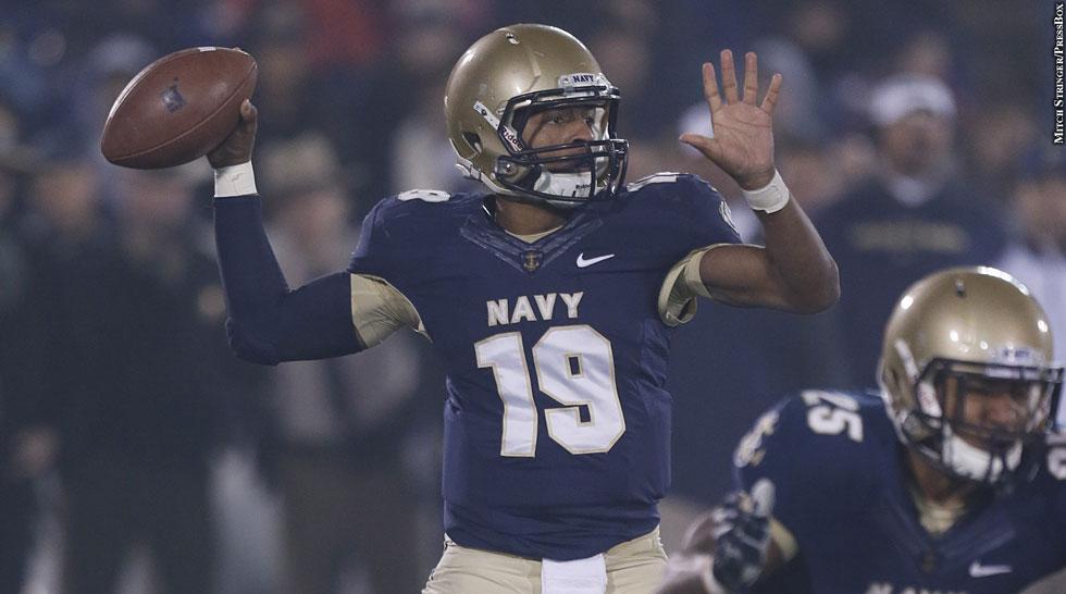 Navy Football 2013: Keenan Reynolds