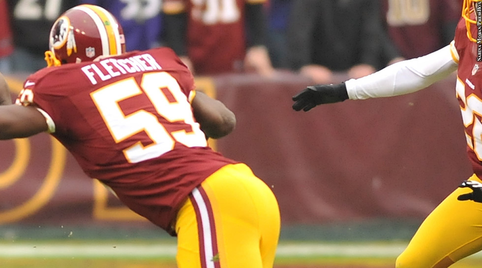 Redskins 2012: London Fletcher