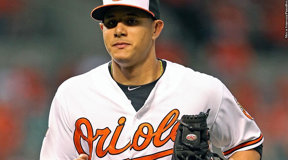 Orioles 2014: Manny Machado (glove)