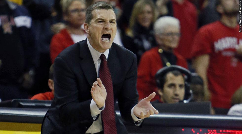 Terps Basketball 2013: Mark Turgeon