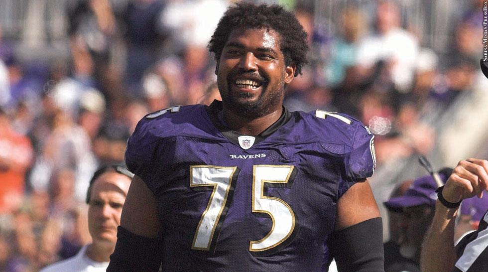 Ravens: Jonathan Ogden