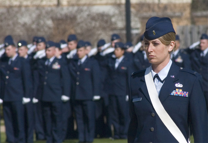 Air Force Officer but low GPA?