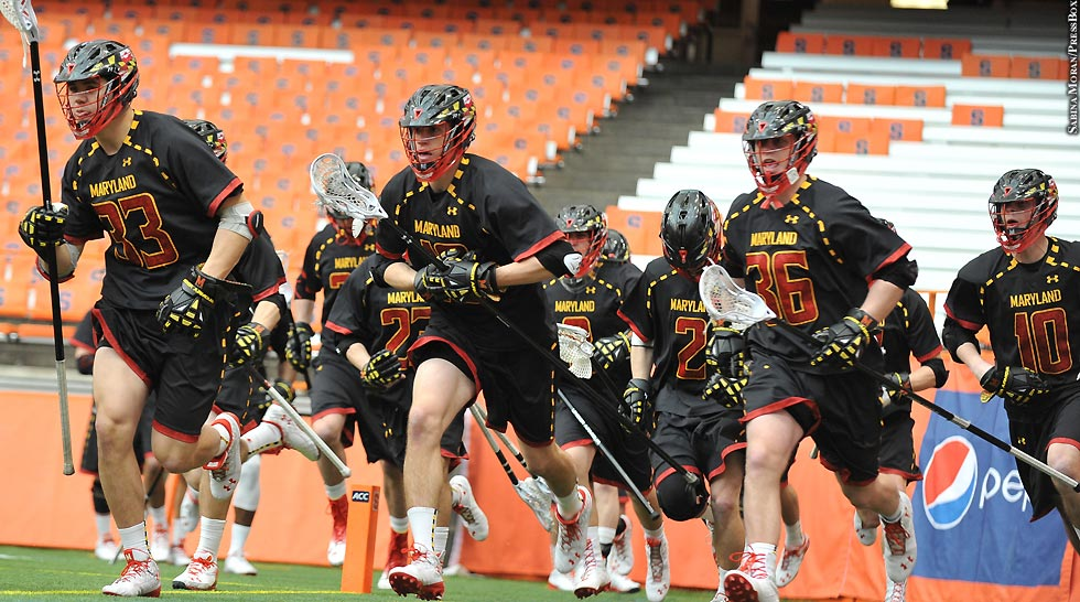 Maryland Lacrosse Terps 2014: Team