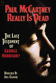 Image of Paul McCartney Really Is Dead: The Last Testament of George Harrison