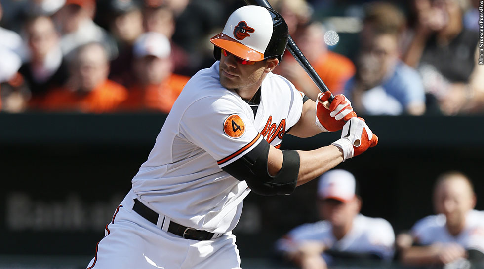 Issue 195: Orioles 2013: Chris Davis
