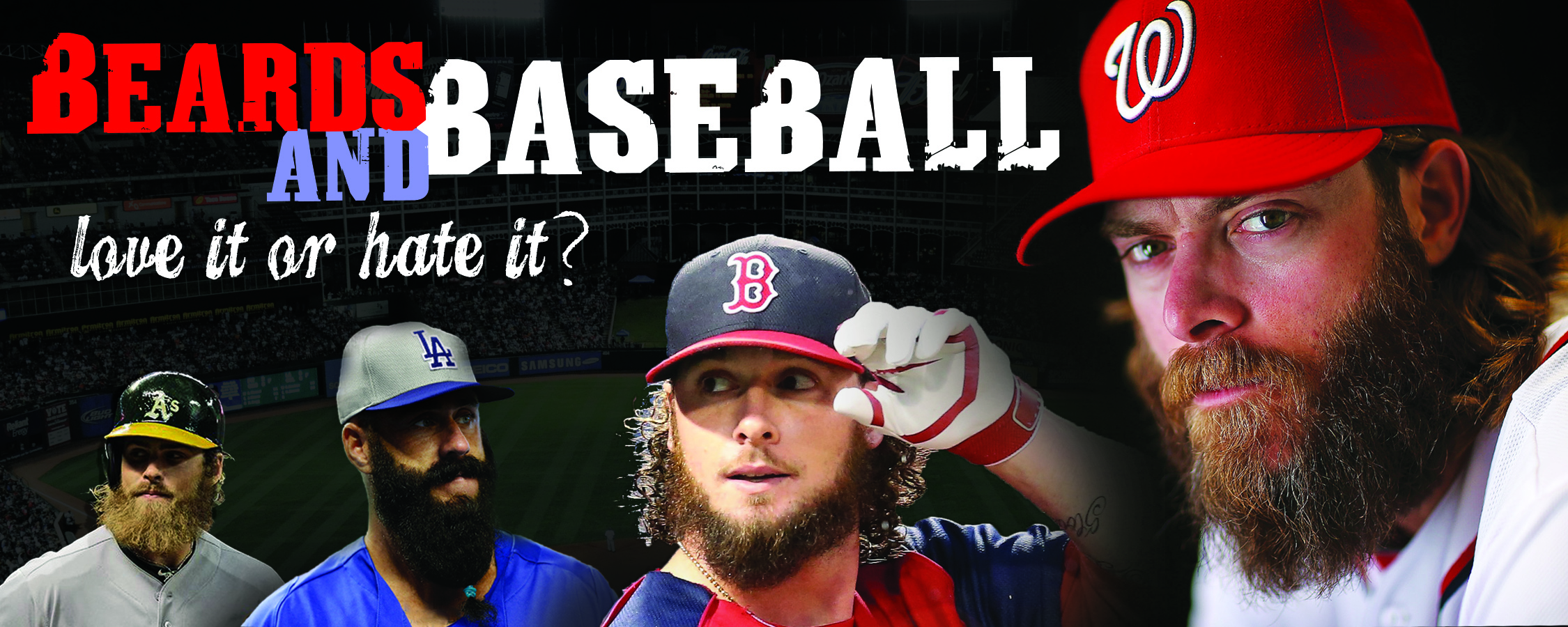Baseball-Beards