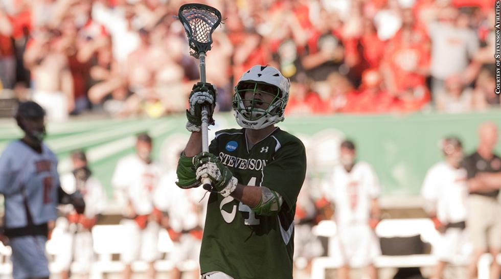Stevenson Lacrosse 2013: Connor Curro